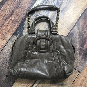 Hollywood Large Satchel Handbag